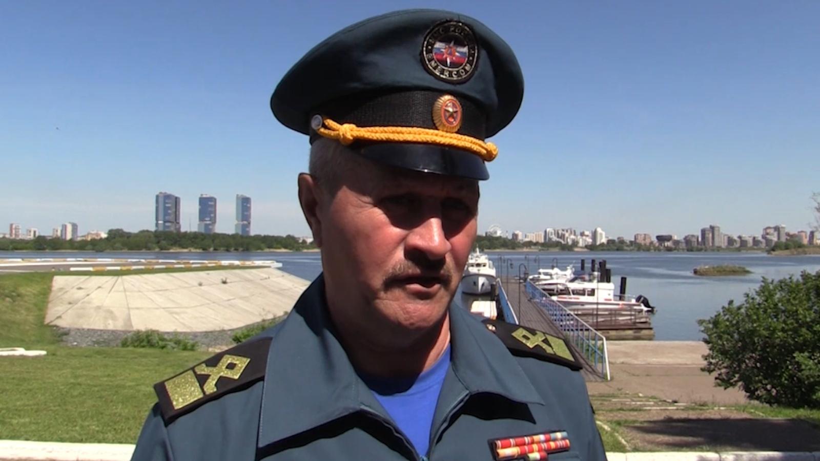 Юрий Венедиктов: обстановка на водных объектах республики остается достаточно напряжённой